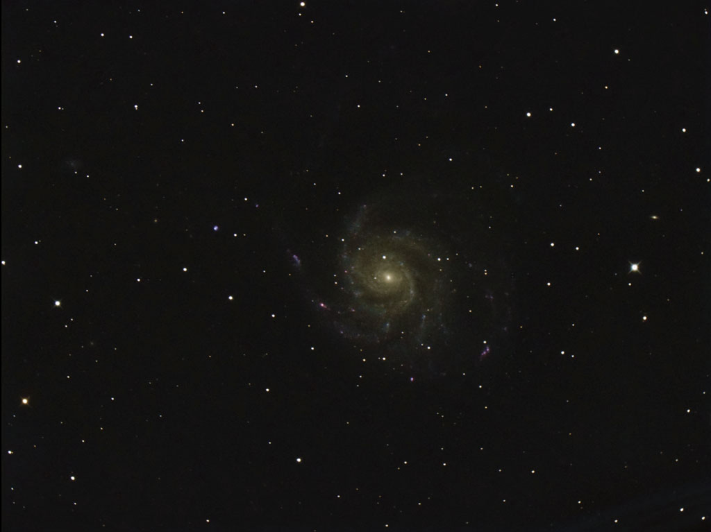 M101(Gallary Picture last taken 8/29/2016 )