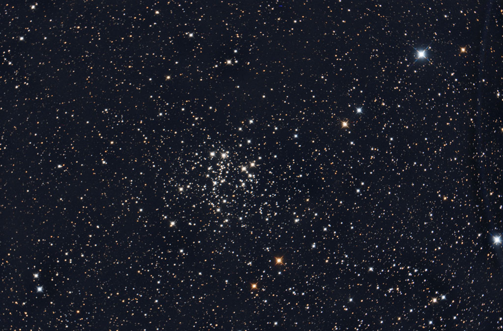 NGC663 Star CLuster