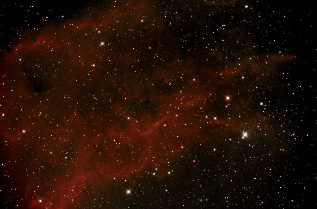 Sh2-220  Hydrogen II region of  Milkyway
